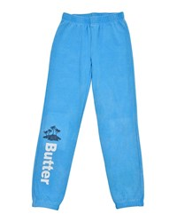 Butter Shoes Vacay Varsity Jogger Pants Blue