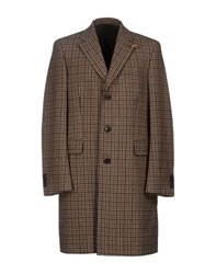Baldessarini Coats And Jackets Full Length Jackets Men Brown