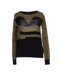 Space Style Concept Sweaters Gold