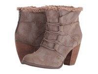 Not Rated Primrose Taupe Women's Shoes
