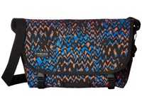 Timbuk2 Classic Messenger Print Small Pacific Zigzag Messenger Bags Multi