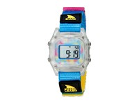 Freestyle Shark Leash Mini Clear Cyan Watches Multi