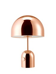 Tom Dixon Bell Copper Table Lamp