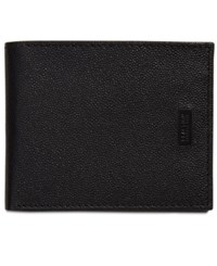 Kenneth Cole Reaction Hinton Leather Traveller Wallet Black
