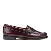Bass Weejuns Women's Penny Leather Loafers Wine