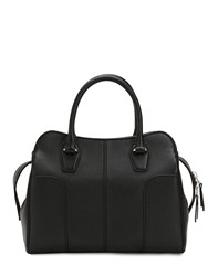 Tod's Sella Soft Top Handle Bag Black