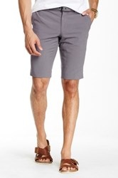 The Kooples Textured Knit Short Gray