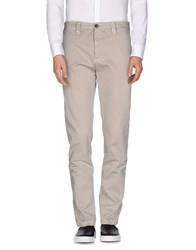 Novemb3r Trousers Casual Trousers Men Dove Grey