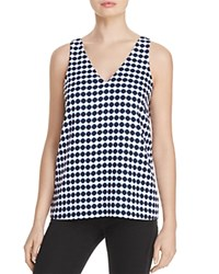 Cooper And Ella Luiza Tank Circle Dot Print