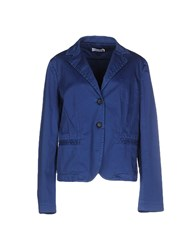 Peserico Suits And Jackets Blazers Women Pastel Blue