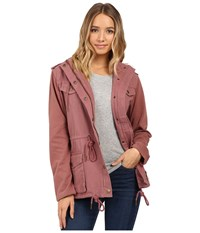 O'neill Zelda Jacket Maroon Women's Coat Red