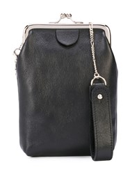 Y's Coin Purse On Chain Black