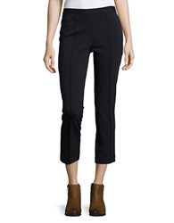 Michael Michael Kors Cropped Pants New Navy