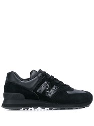 New Balance Wh574 Sneakers Black