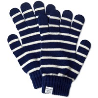 Norse Projects Nautical Glove Blue