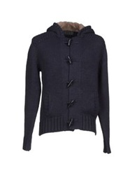 Fifty Four Cardigans Dark Blue