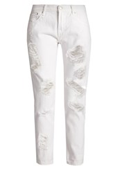 Glamorous Relaxed Fit Jeans White
