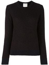 Stephan Schneider Round Neck Jumper Brown