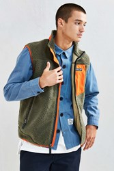 Patagonia Classic Retro X Fleece Vest Bright Green