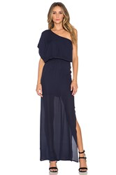 Rory Beca Maid By Yifat Oren Emma Gown Navy