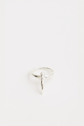 Betony Vernon Cat Claw Mini Ring Sterling Silver