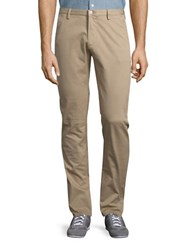 Hugo Boss Rice Slim Fit Pants Khaki