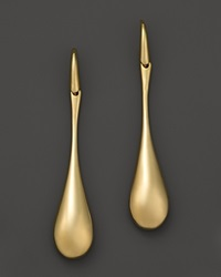 Roberto Coin 18K Yellow Gold Drop Earrings
