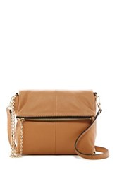 Botkier Irving Leather Crossbody Brown