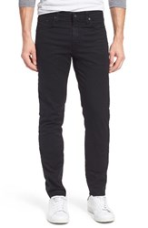 Ag Jeans Men's 'Nomad' Skinny Fit Stretch Twill Pants Sulfur True Black
