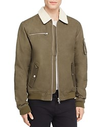 Wesc Rio Pilot Jacket Forest Green