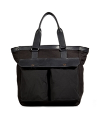 Paul Smith Cotton Leather Tote