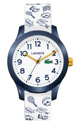 Lacoste 12.12 Rubber Strap Watch 32Mm
