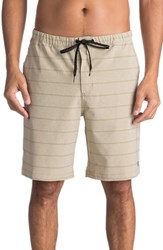 Quiksilver Waterman Collection Suva Amphibian Shorts Vertiver Green