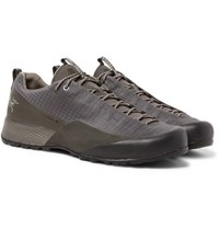 Arc'teryx Konseal Fl Gore Tex And Ripstop Hiking Sneakers Gray