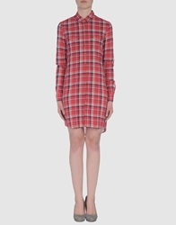 Levi's Made And Crafted Short Dresses