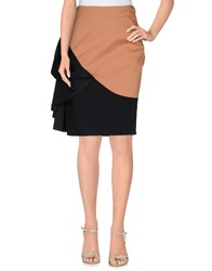Jean Paul Gaultier Skirts Knee Length Skirts Women Skin Color