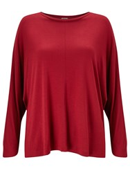 John Lewis Kin By Batwing T Shirt Red