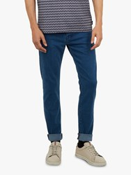 a67bf1293 Ted Baker Talma Tapered Jeans Blue Denim