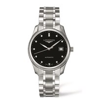 Longines Master Collection Watch Unisex Black