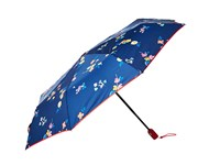 Vera Bradley Umbrella Santiago Floral Umbrella Blue