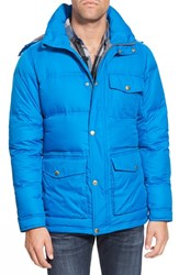 Men's Eddie Bauer 'Kara Koram Ilaria Urbinati Collection' Down Parka With Faux Fur Trim