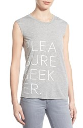 Women's Rebecca Minkoff 'Pleasure Seeker' Muscle Tee