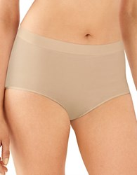 Bali Seamless Smoothing Briefs Nude