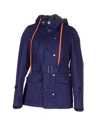 Equipe' 70 Coats And Jackets Jackets Women Blue