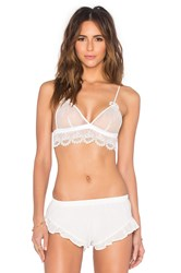 Lovers Friends Distant Lover Bra Ivory