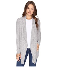 Billabong Make A Bet Cardigan Athletic Grey Women's Sweater Gray