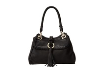 Big Buddha Kennedy Black Hobo Handbags