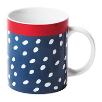 Bitossi Home Rio Mug Small White Dots