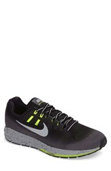Nike Men's Air Zoom 20 Structure Shield Water Repellent Running Shoe