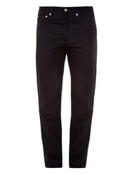Givenchy Cuban Fit Star Print Slim Leg Jeans